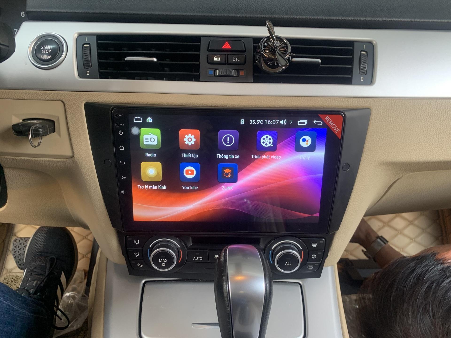 Màn hình android BMW E90 320i