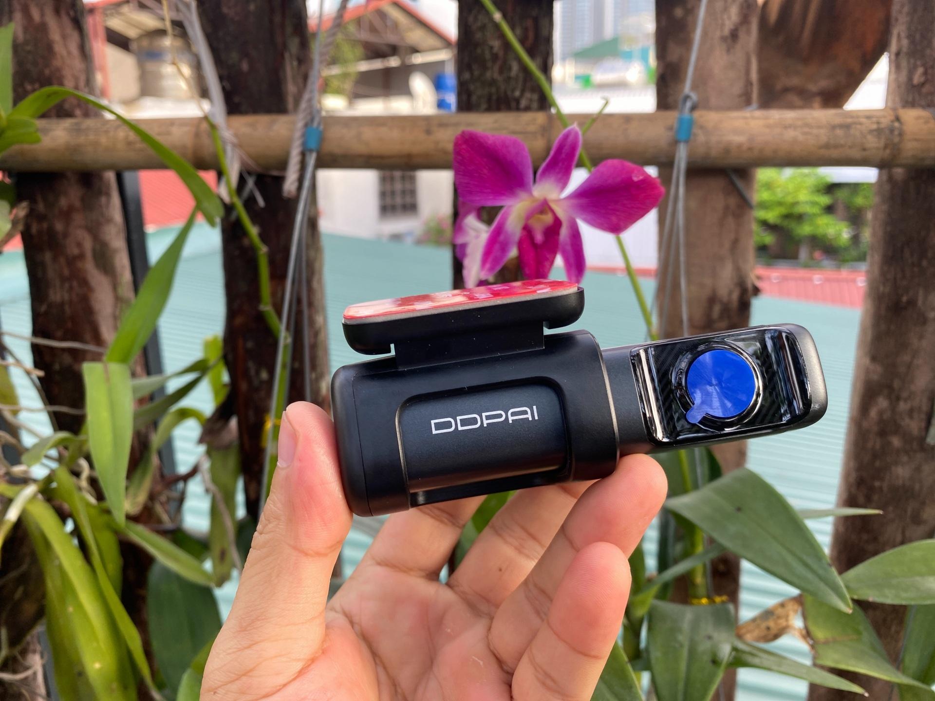 ddpai 5 mini camera hanh trinh 4K