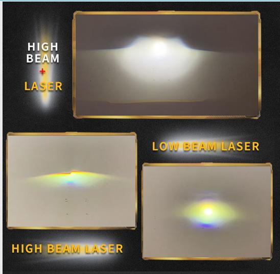 phan biet den Led và Laser