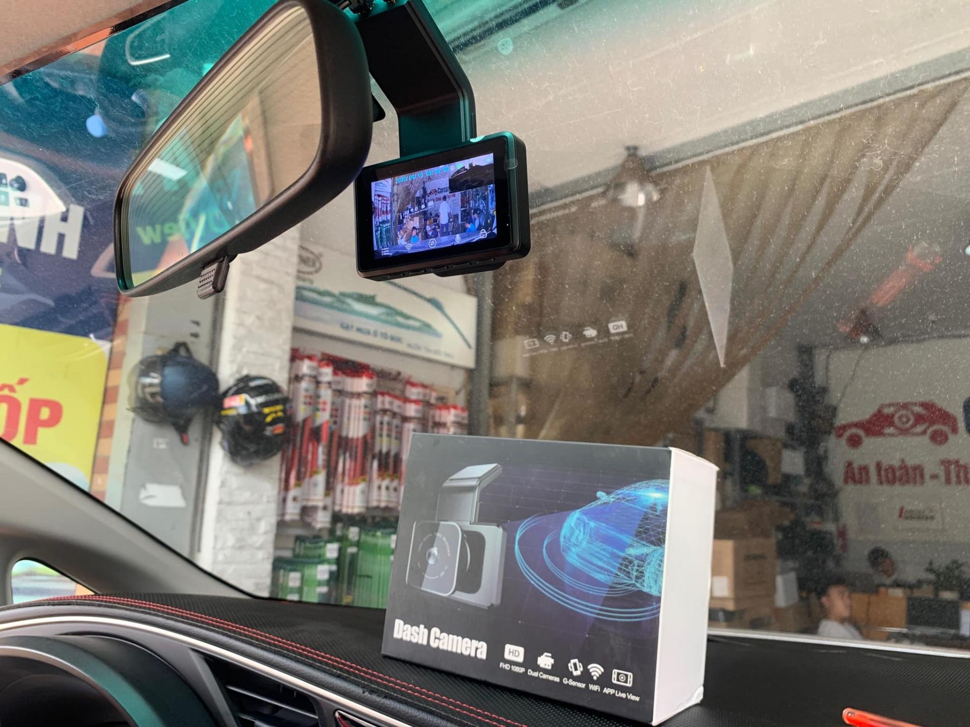 Camera hanh trinh K10 carcam