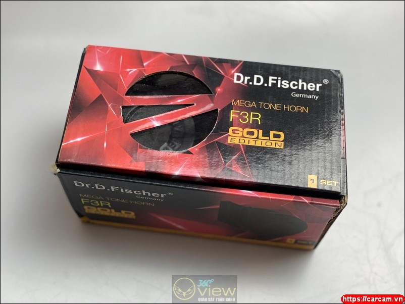 còi sên Dr.D.Fischer Germany